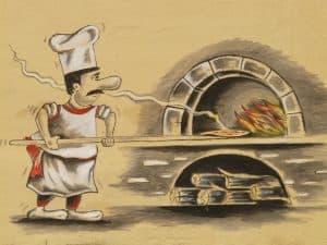שף אופה