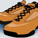 נעל מצוירת